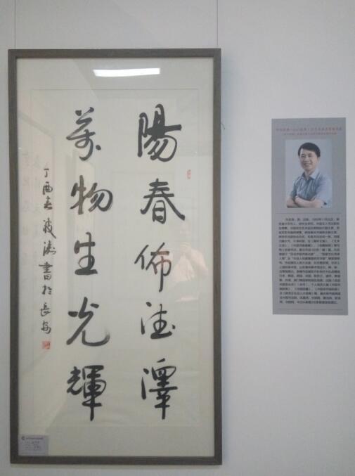 任波涛受邀参加2017春季•当代书画名家邀请展